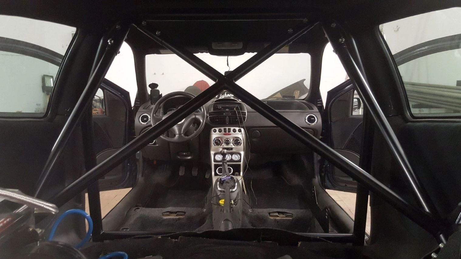 Rollbar Fiat Punto 2 HGT Abarth - GRUBYGARAGE - Sklep Tuningowy